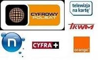 montaż serwis ustawianie anten satelitarnych i TV naziemna