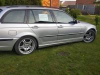 Sprzedam samochód BMW e46