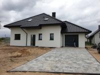 Sprzedam dom 150 m2 + garaż 20m2.  Działka 1500 m2. Węglew.