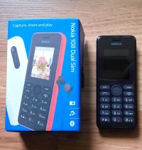 NOWY telefon komórkowy Nokia 108 dual sim Turek