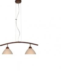 Oświetlenie / wisząca lampa klasyczna - Aldex Bruno 404H.