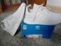 Sprzedam buty adidas X_PLR J rozmiar 38 2/3, białe