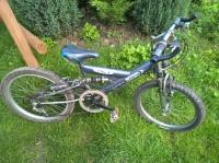 Rower dziecięcy górski Whell Worx 20 cali.