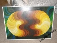 Abstrakcja - gra kolorów !