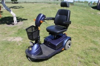 Wózek inwalicki elektryczny