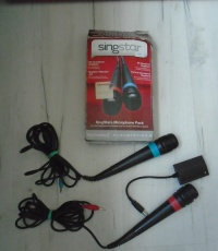 Mikrofony SingStar SCEH-0001/ps2/ps3