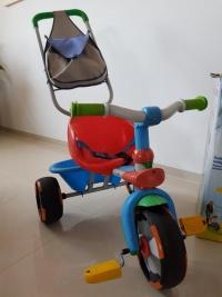 Rowerek 3 kołowy