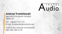 Instalacje Audio Konin - Profesjonalna firma Instal Audio