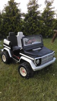 Jeep na akumulator.