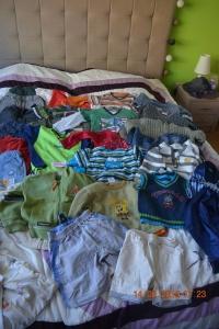 Odzież dla chłopca rozmiar 92-122