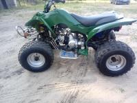 Quad ATV 110 Duża rama ,na wale kardana,4 biegi+wsteczny