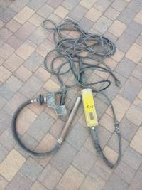 Buława wibrator WACKER do betonu