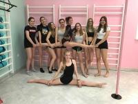 Zajęcia poledance -  Sevennth Heaven Pole Dance Studio