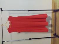 Sprzedam malinową sukienkę firmy Camaieu - 40 zł NOWA CENA!