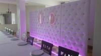Ścianka Glamour Pikowana Podświetlenie  300zł