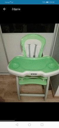 Fotelik/stoliczek do karmienia