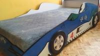 Sprzedam łóżko AUTO z materacem