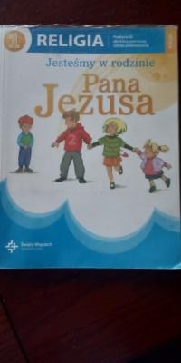 Sprzedam podręcznik kl.1 -religia