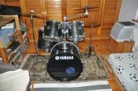 Perkusja YAMAHA Stage Custom-komplet-siadać i grać!!