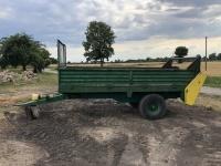 Rozrzutnik Agromet 3,5 tony