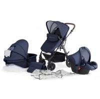 Wózek 3w1 Kinderkraft Moov