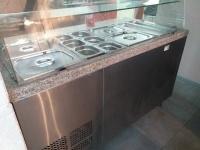 Lada chłodnicza gastronomiczna sałatkarka lodówko-sałatkarka
