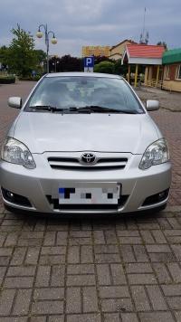 Toyota Corolla E12, hb benzyna 1.6, 110KM, VVT-i