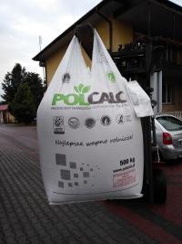 PROMOCJA wapno nawozowe POLCALC 390złt. Brawo-Trans