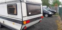 Przyczepa campingowa HOBBY DE LUXE