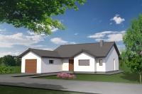 Nowy dom z garażem Konin Grójec