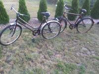 Sprzedam 2 rowery damski i meski