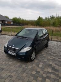 Mercedes A170 W169