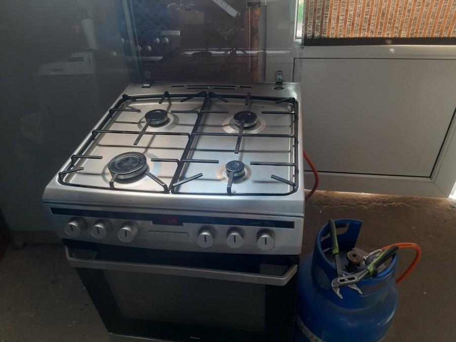 Ogłoszenie Kuchnia Gazowo Elektryczna Amica 60 Cm 600 Zł