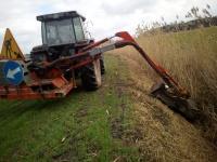 Koszenie traw, przerostów zakrzaczeń