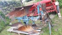 Plug Lemken Opal  hydrauliczny obrót