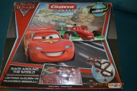 Elektryczny tor wyścigowy Carrera Go dla fanów bajki AUTA