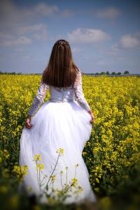 oddam suknię ślubną