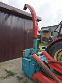 Sieczkarka do kukurydzy mengele MB 280