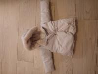 Sprzedam kurtke zimowa Zara rozmiar 92