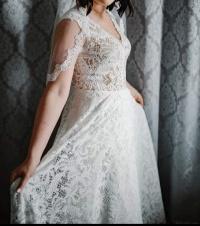 Suknia ślubna Elizabeth rozm 38