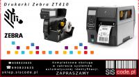 Drukarka etykiet ZEBRA sprawdzona nowa wysokojakościowa PL