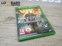 Gra na Xbox one Wiedźmin 2