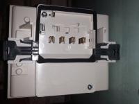 Kaseta elektryczna oraz wyłączniki