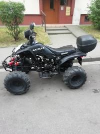 QUAD WUYI ATV-110B DANWEY-ZAREJESTROWANY