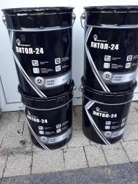 Smar łożyskowy Litol-24 NLGI3 18kg