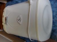 Podgrzewacz wody 8 bar 2000 w włoski producent