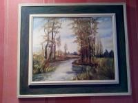 Obraz -wyprzedaż prywatnej kolekcji