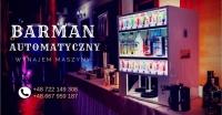 Barman automatyczny Konin, Koło, Kalisz, Turek, Słupca