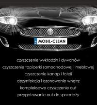 Mobil-Clean mobilna myjnia parowa