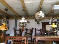 MEBLE HOLENDERSKIE*EDYTA*-ŚLESIN-LAMPY WISZĄCE
